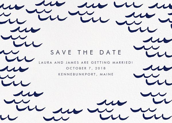 Tisbury (Save the Date) - Linda and Harriett - Printable invitations