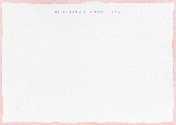 Color Wash (Stationery) - Pavlova - Paperless Post - Personalized stationery