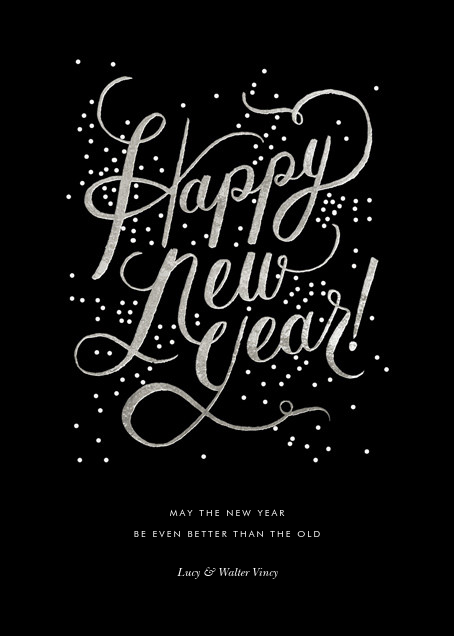 Shimmering New Year - Rifle Paper Co. - New Year