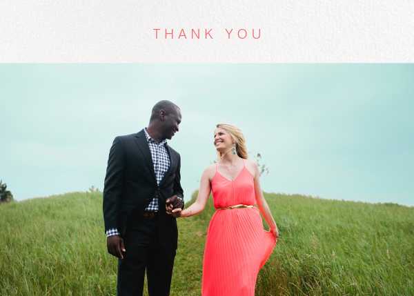 Tableau (Stationery) - Paperless Post - Wedding