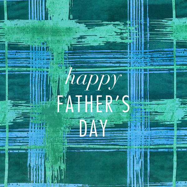 Different Strokes - Teal - Kelly Wearstler - Father's Day