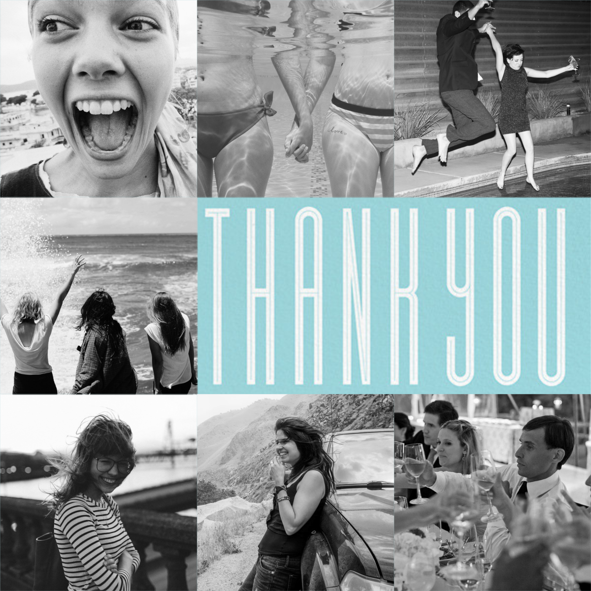 Pictures of Gratitude - Paperless Post - Thank you