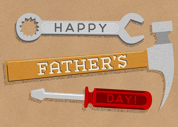 Dad of All Trades - Paperless Post - Father's Day