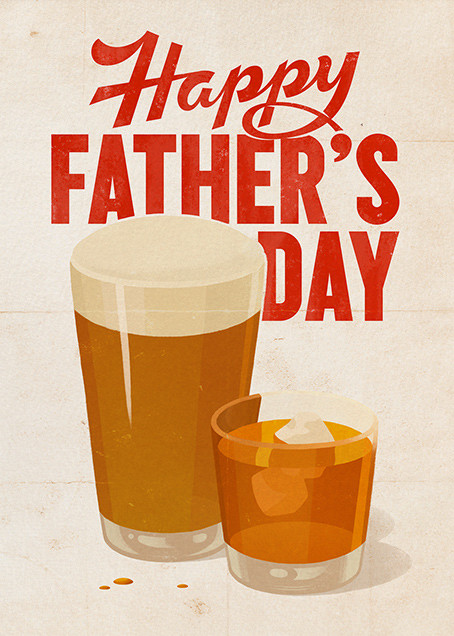 Hops with Pops - Paperless Post - Father's Day