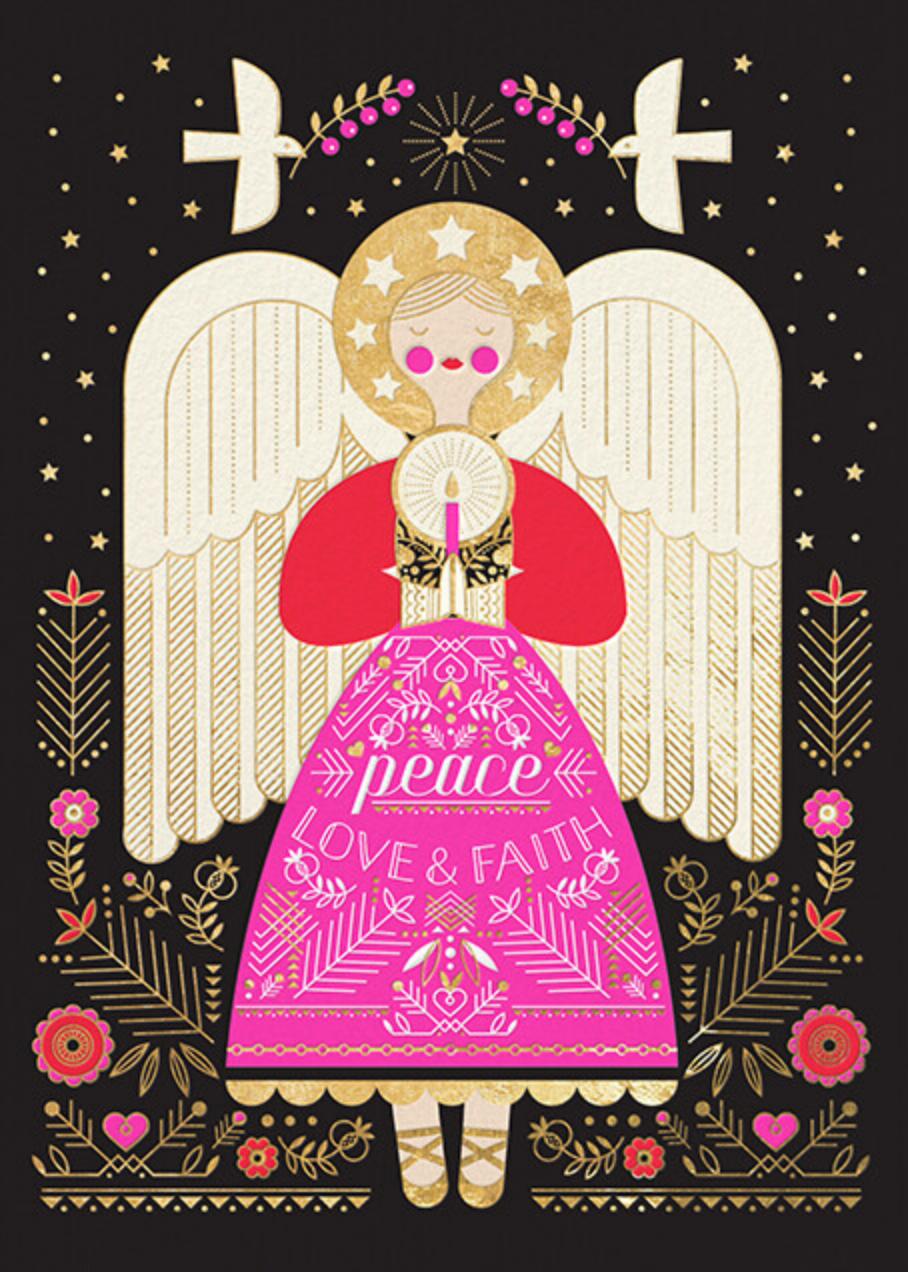 Deco Angel - Fair - Hello!Lucky - Christmas
