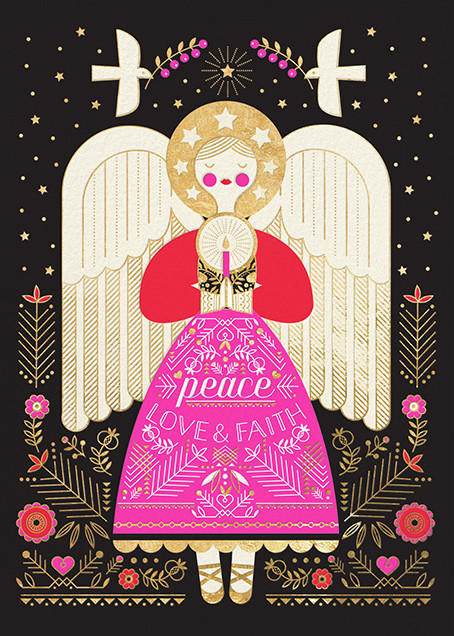Deco Angel - Hello!Lucky - Christmas