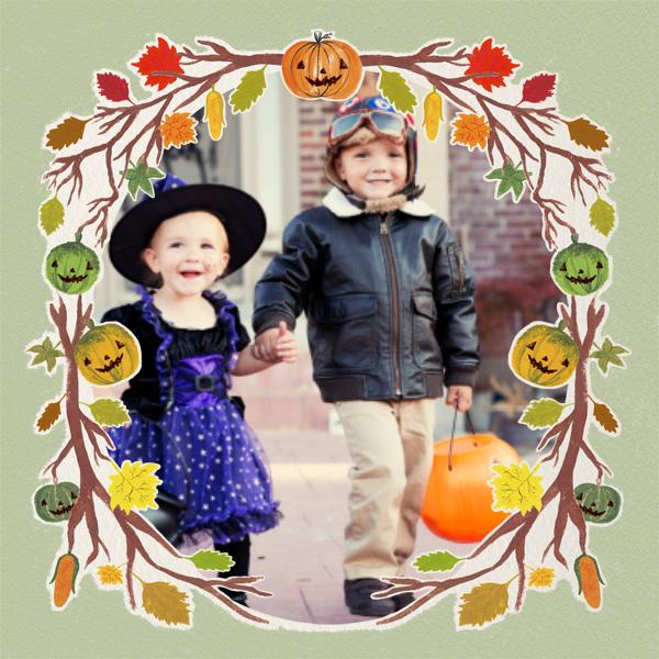 A Folk Tale - Paperless Post - Halloween