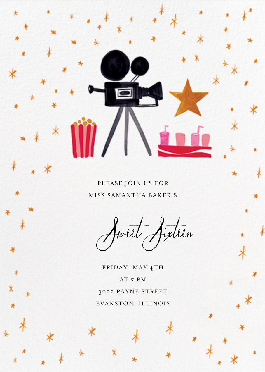 Movie Star for a Day - Mr. Boddington's Studio - Kids' birthday
