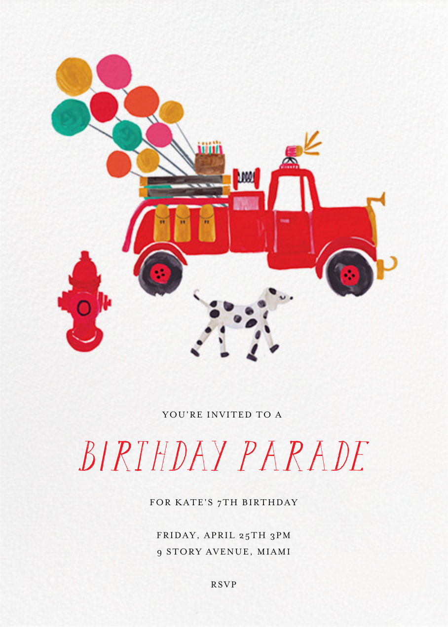 Put the Candles Out - Mr. Boddington's Studio - Kids' birthday