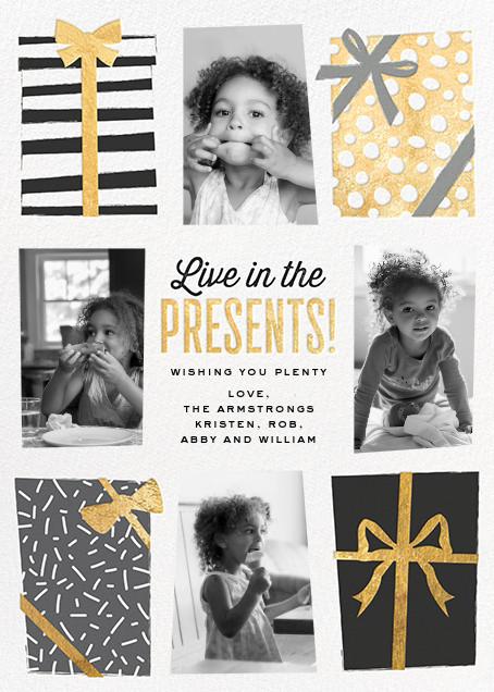 Present Company - Gold - Cheree Berry Paper & Design