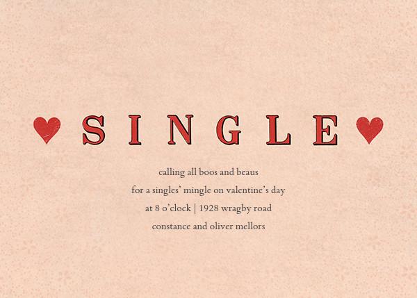 Single Hearts - John Derian - Valentine's Day