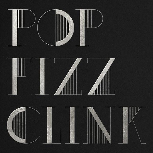 Pop Fizz Clink (Square) - Black/Silver - kate spade new york - Winter parties