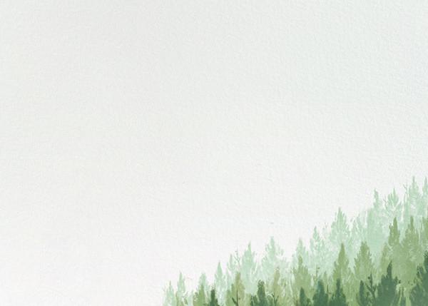 Rainier (Stationery) - Paperless Post - Notecards