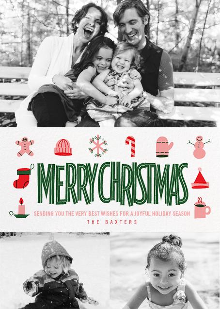 Christmas Souvenirs (Multi-Photo) - Paperless Post