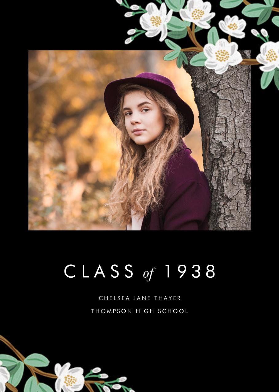 Tea Tree (Photo) - Rifle Paper Co. - Graduation