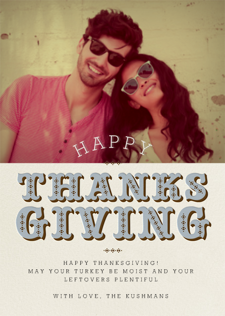 Friendsgiving Photo - Pacific - Paperless Post - null