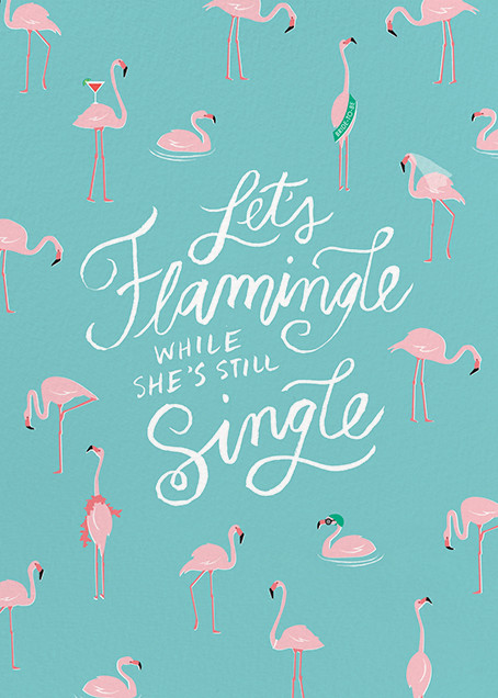 Ready to Flamingle - Cheree Berry - Designs we love