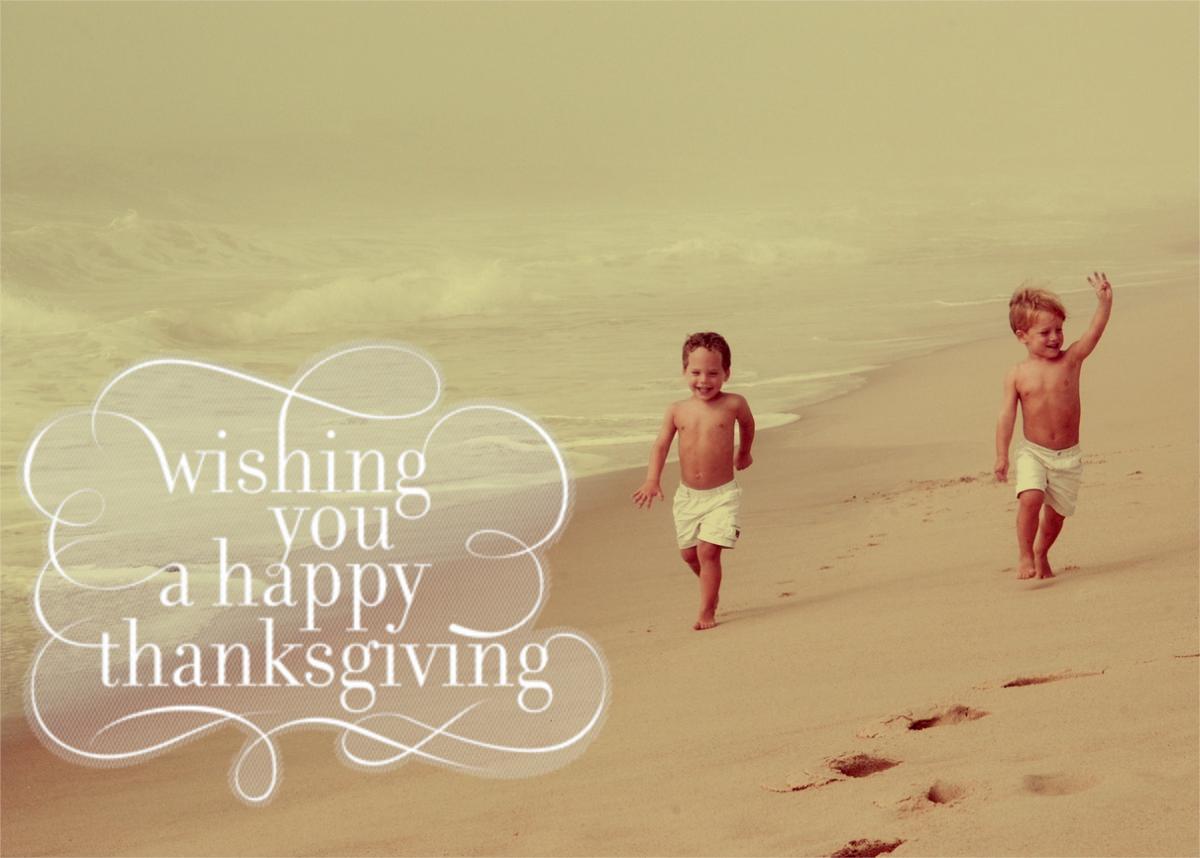 Wishing You - Horizontal - Paperless Post - Thanksgiving