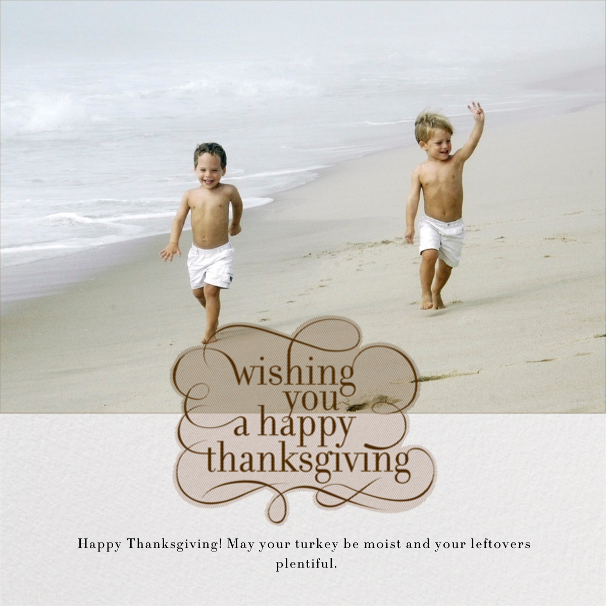 Wishing You - Square - Paperless Post - Thanksgiving
