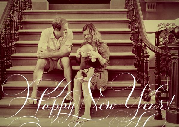 Happy New Year - Photo - Bernard Maisner - New Year