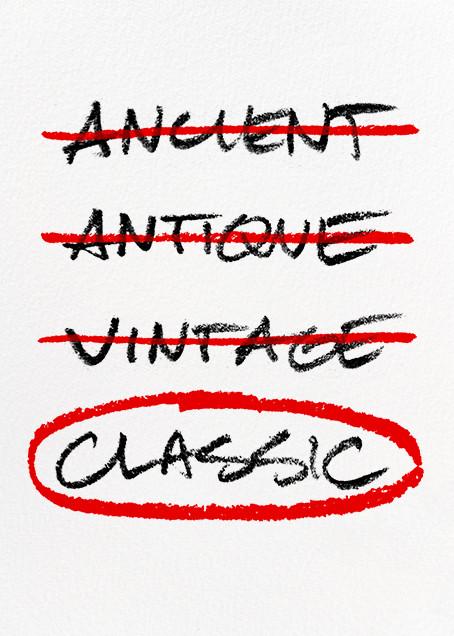 Classic List - Paperless Post - Adult birthday