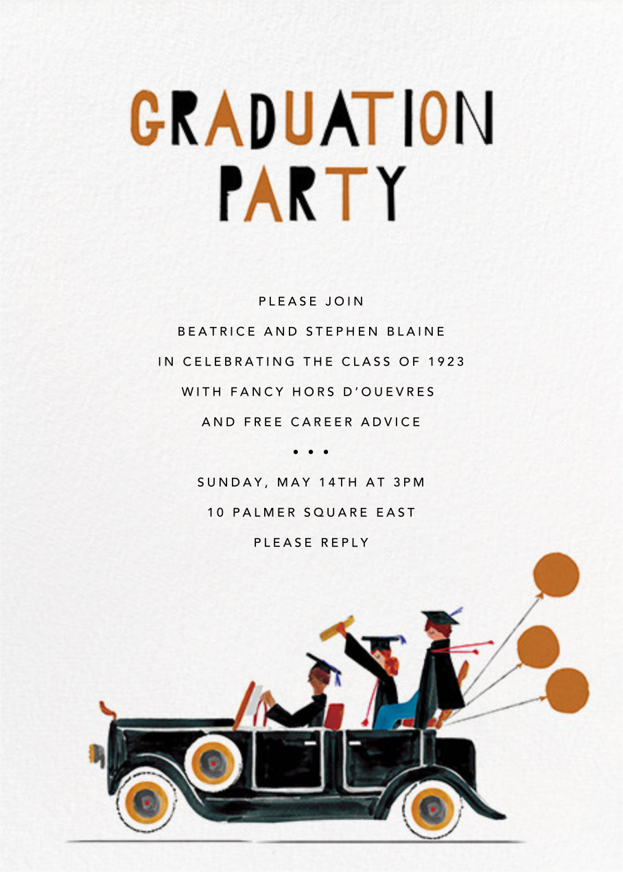 Road Trip to Portland - Mr. Boddington's Studio - Graduation party