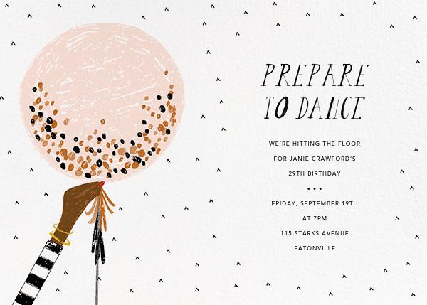 Ready to Burst - Pavlova/Deep - Mr. Boddington's Studio - Adult birthday
