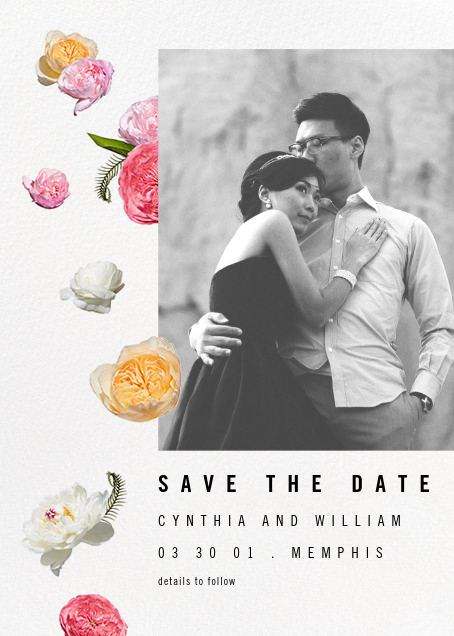 Brunswick (Photo Save the Date) - Paperless Post - Photo