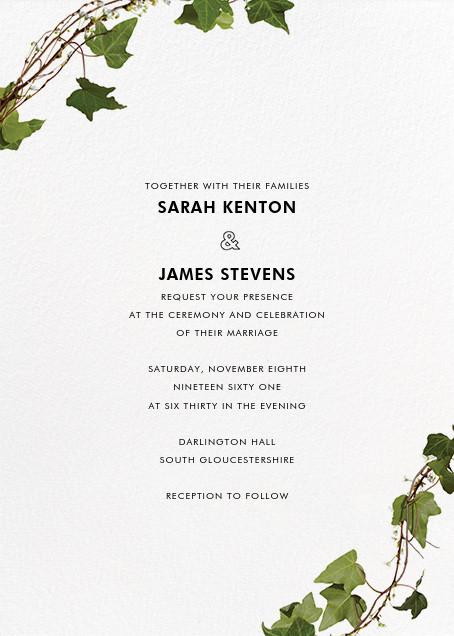 Berkshire (Invitation) - Paperless Post - All