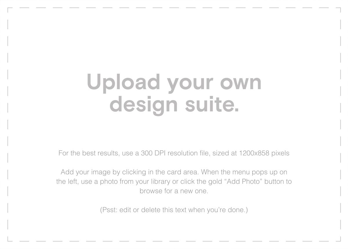 Custom Suite (Horizontal) - Paperless Post - All