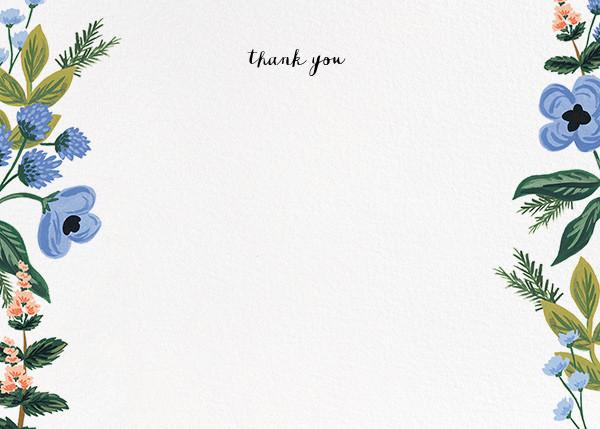 August Herbarium (Stationery) - Rifle Paper Co. - Wedding