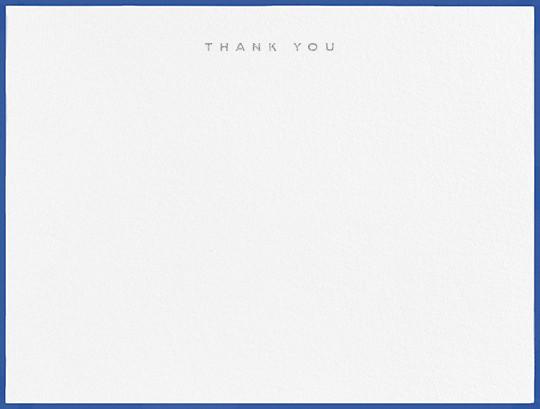 Place Vendome - Regent Blue - Paperless Post