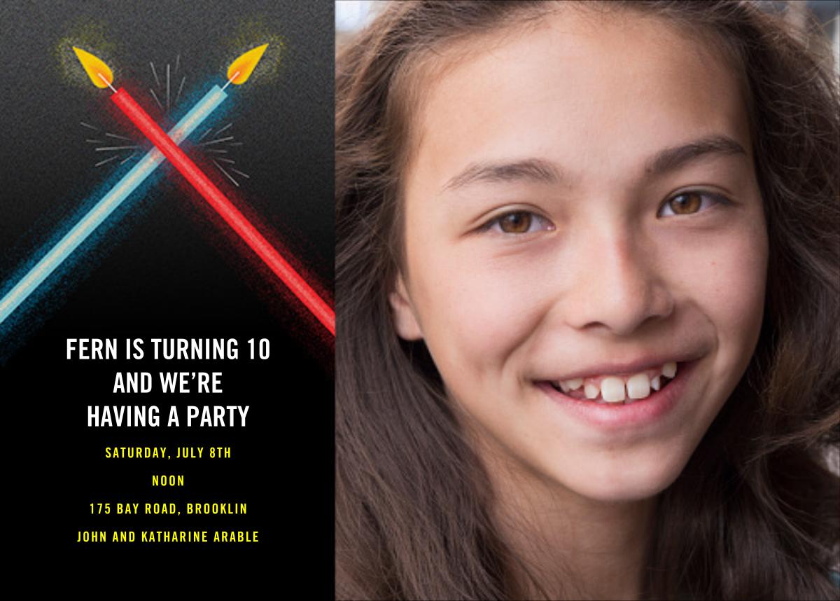 Lightspeed Photo - Paperless Post - Kids' birthday