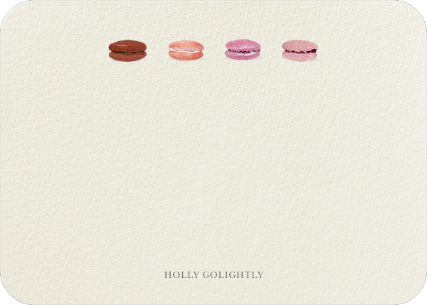 Macarons Quartet - Pink - Felix Doolittle
