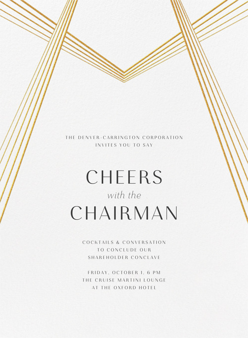 Thea (Invitation) - Paperless Post - Reception