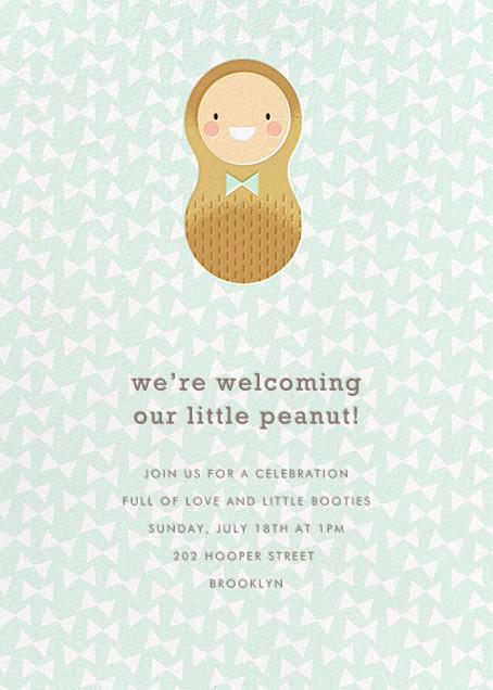 Little Peanut - Bellini - Hello!Lucky - Baby shower