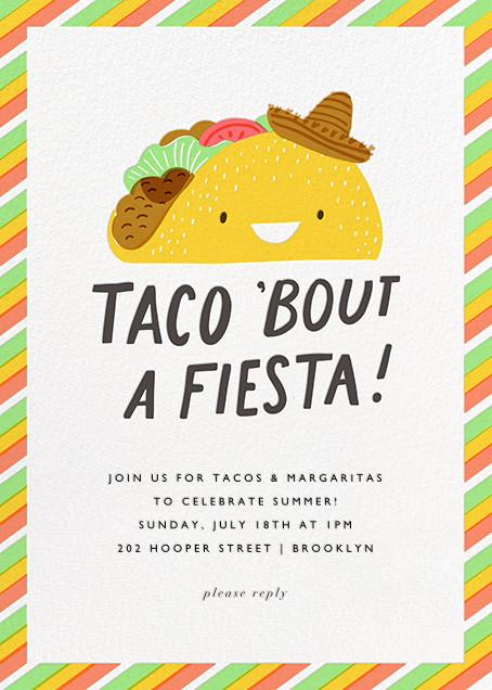 Taco the Town - Hello!Lucky - General entertaining