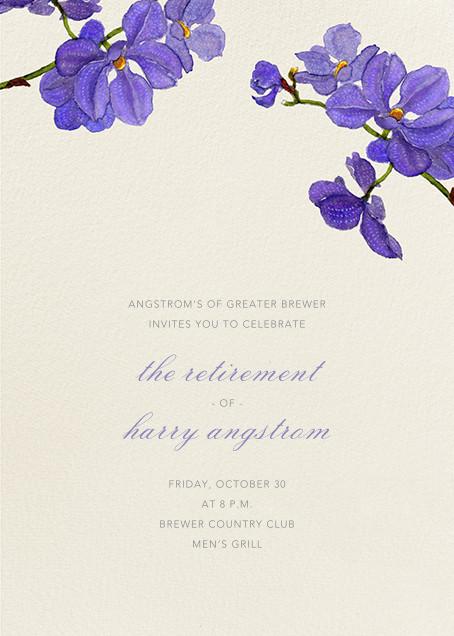 Moth Orchid - Purple - Felix Doolittle