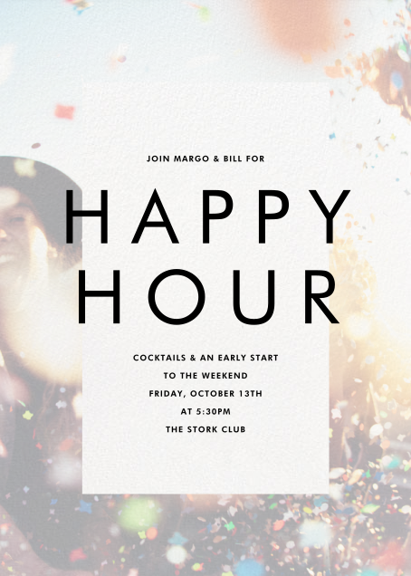 Density - White - Paperless Post - Happy hour