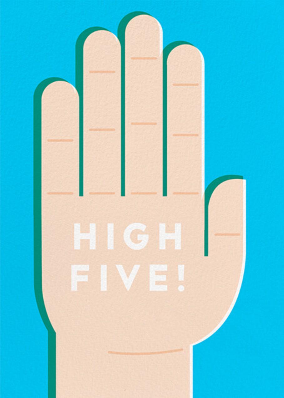 High 5 - Fair - The Indigo Bunting - Congratulations