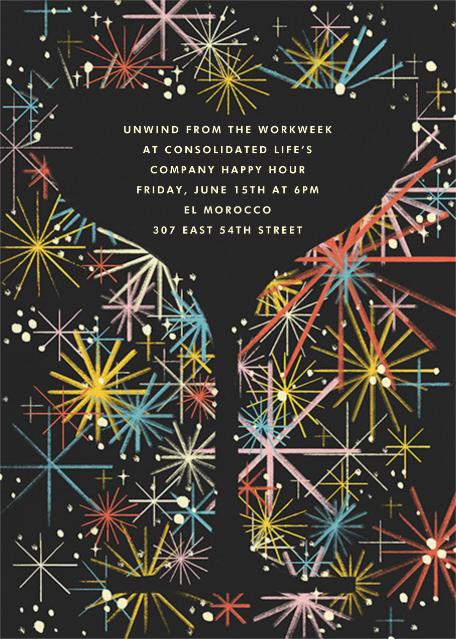 It's Full of Stars! - Paperless Post - Happy hour