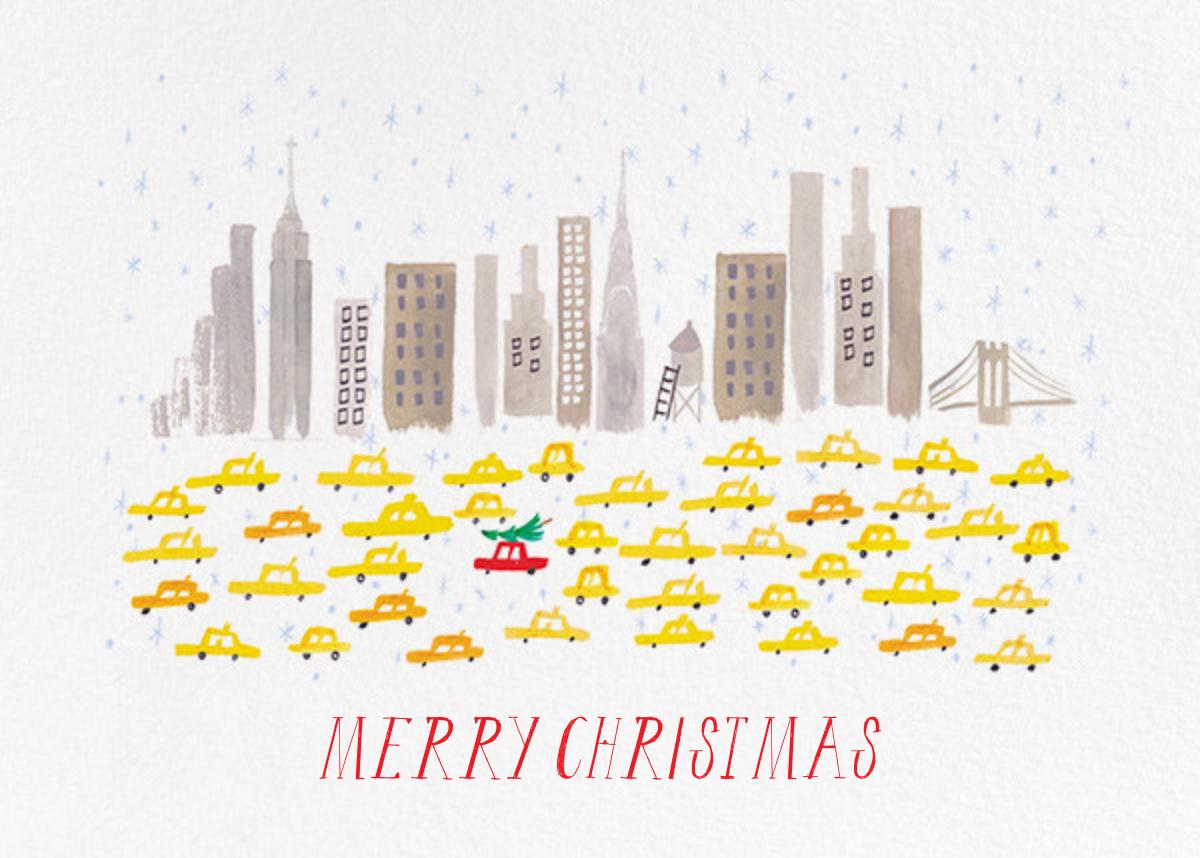 I Love NYC in the Holidays - Mr. Boddington's Studio - Christmas