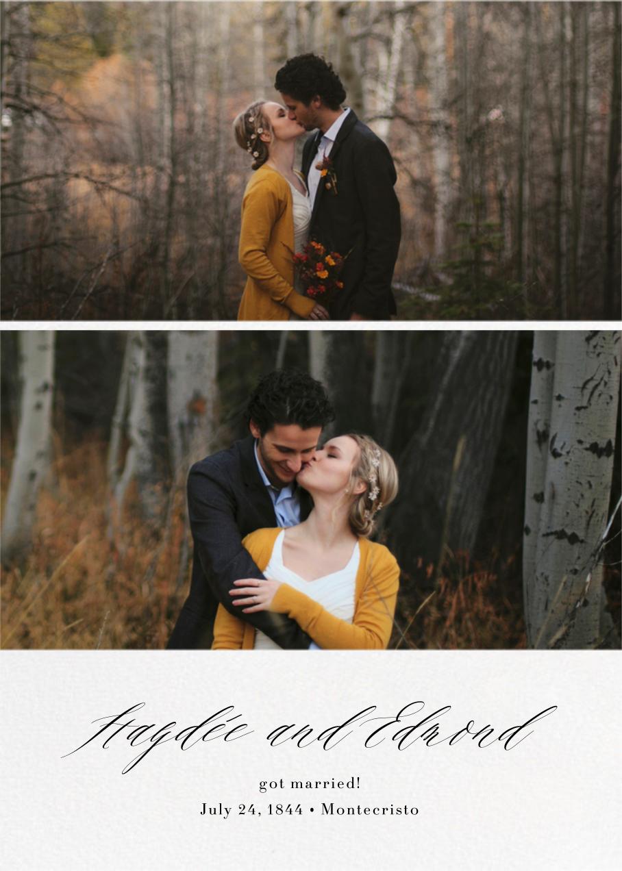 Entry - Paperless Post - Wedding