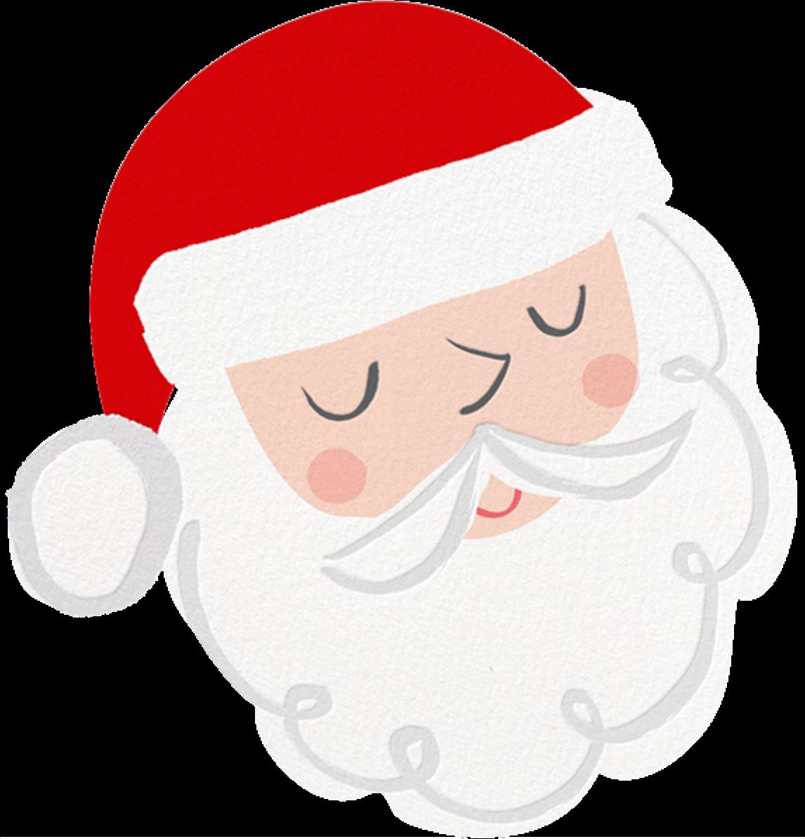 Santa's Satisfied - Meri Meri - Christmas party