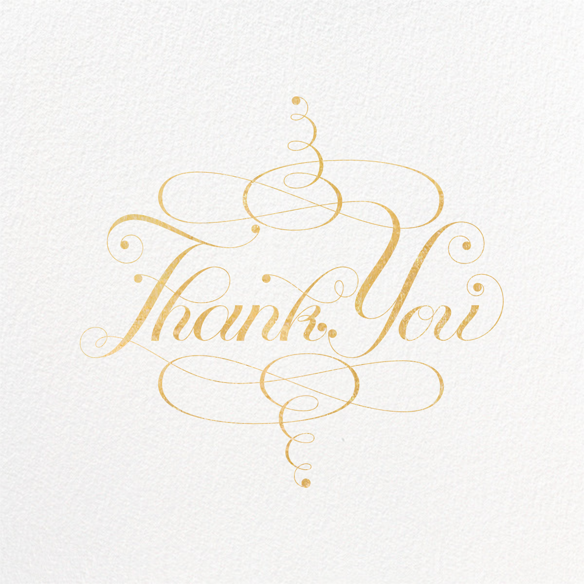 Signum Thank You - Paperless Post - Thank you