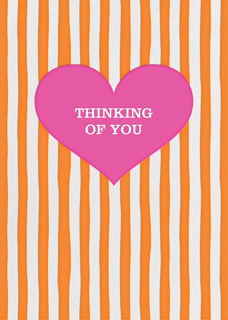 Glory of Love - Orange - Jonathan Adler - Just because