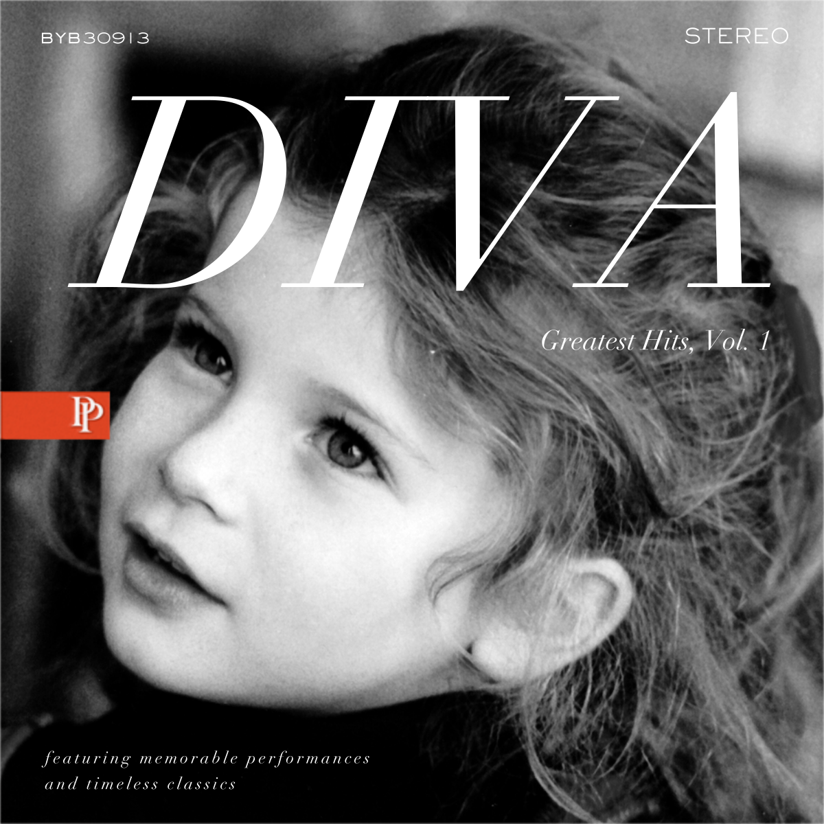 Diva Album - White - Paperless Post - Kids' birthday