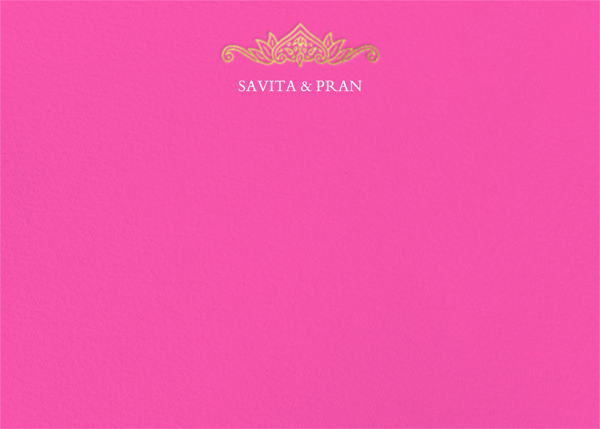 Dvaar (Stationery) - Schiaparelli - Paperless Post - Personalized stationery