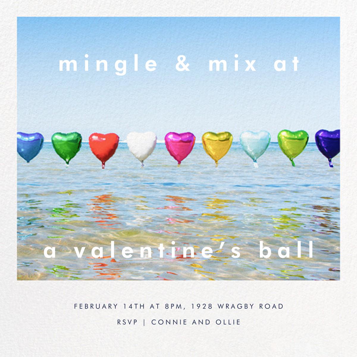 Hearts - Gray Malin - Valentine's Day
