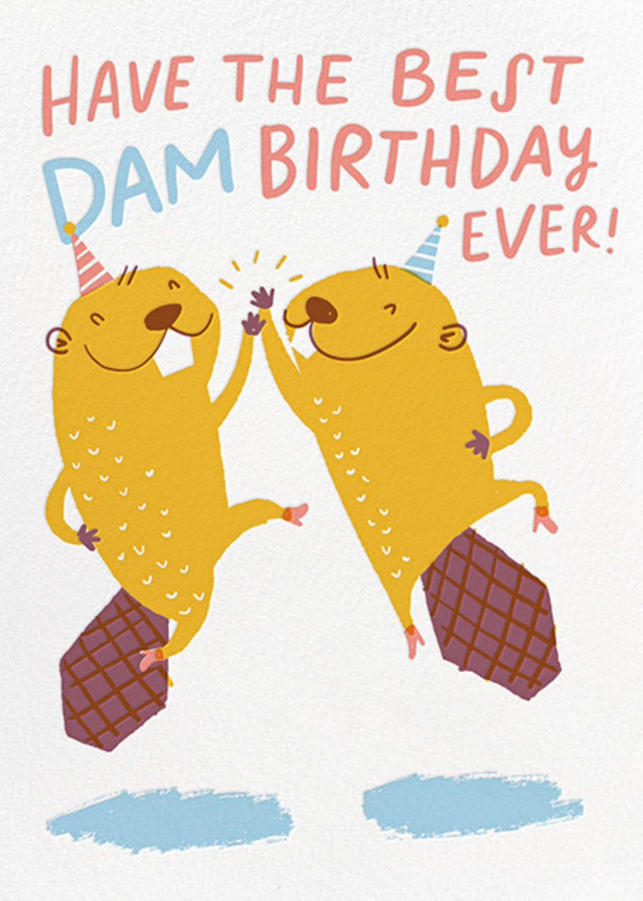 Beaver Buds - Hello!Lucky - Birthday